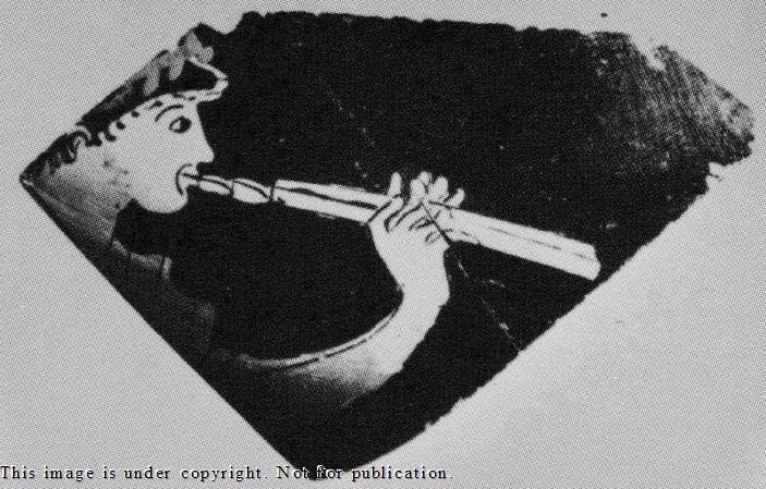 Gli strumenti musicali (1): l'aulòs