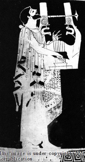 Gli strumenti musicali (4): la kithàra