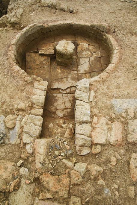 Orvieto, scoperta fornace di III sec. a.C.
