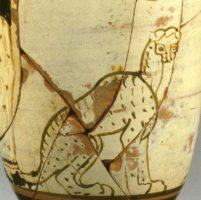 Il gatto nella ceramica attica