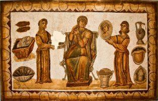 Il make-up nell'antica Roma