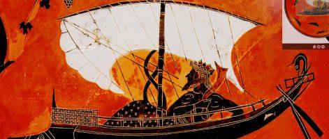 La solitudine eroica e la  beatitudine divina nell'arte di Exekias