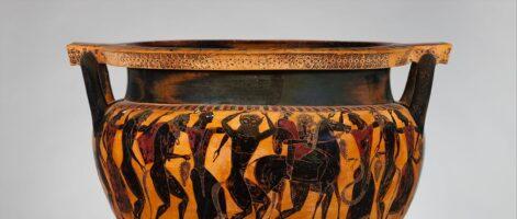 Lydos e la sua arte