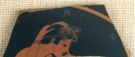 Il bacio nell'iconografia vascolare greca