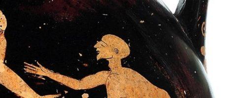 La vecchiaia nel mito e nella iconografia greca
