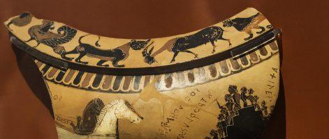 L'arte di Sophilo e il frammento da Farsalo