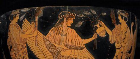 Il mito di Trittolemo e lo skyphos di Makron
