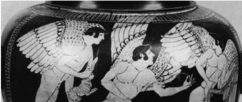 Pothos, Eros e Himeros. Gli eroti del sospir d'amor